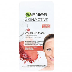 GARNIER - Sachet Masque Réducteur de Pores - Volcano