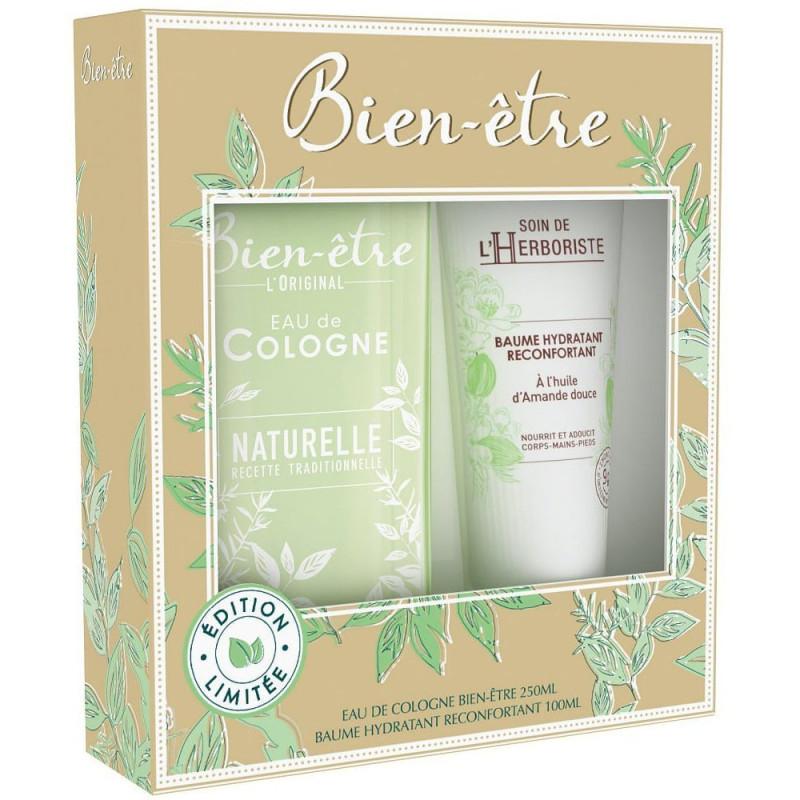 BIEN-ÊTRE L'HERBORISTE - Coffret Duo Parfumé Réconfortant - Naturelle