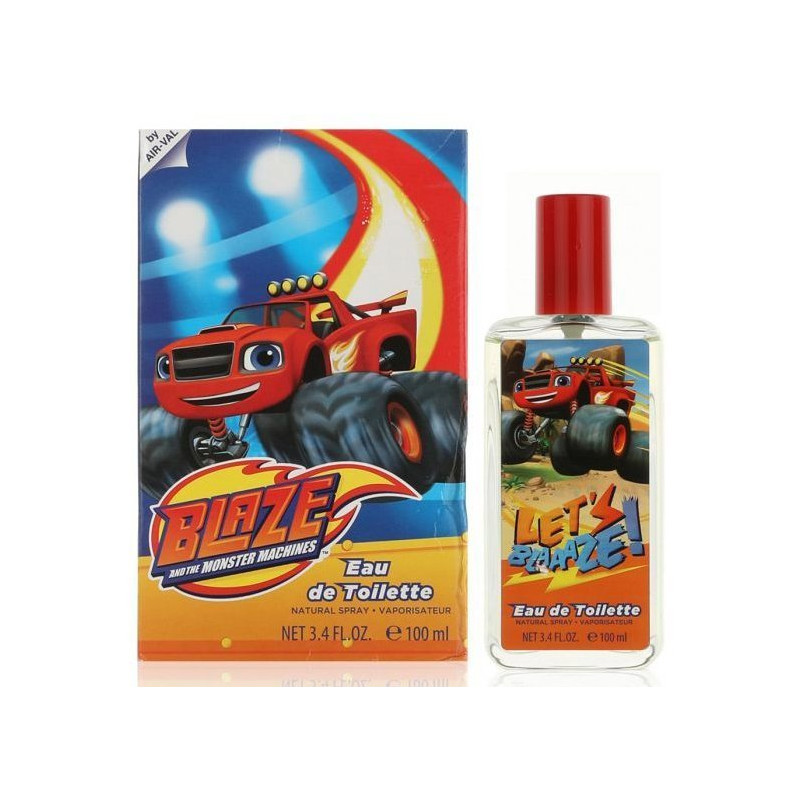 Blaze and The Monster Machines - Eau de Toilette - 100 ml