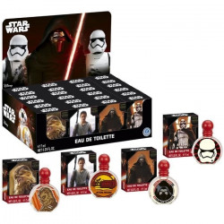 STAR WARS - Coffret Eau de Toilette Miniatures - 4x7ml