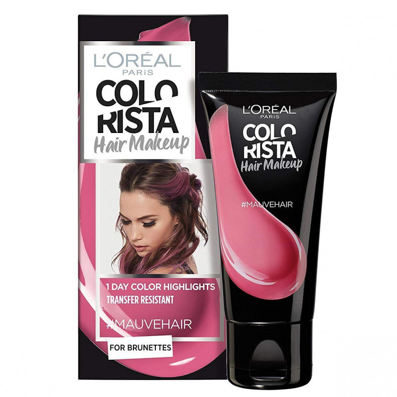 L'ORÉAL - Couleur 1 Jour COLORISTA HAIR MAKE-UP - Mauve
