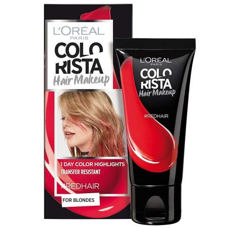L'Oréal Paris - Coloration Éphémère COLORISTA HAIR MAKE-UP - RedHair