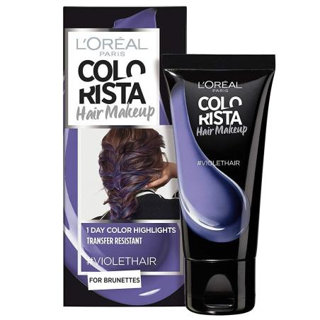 L'Oréal Paris - Coloration Éphémère COLORISTA HAIR MAKE-UP - VioletHair