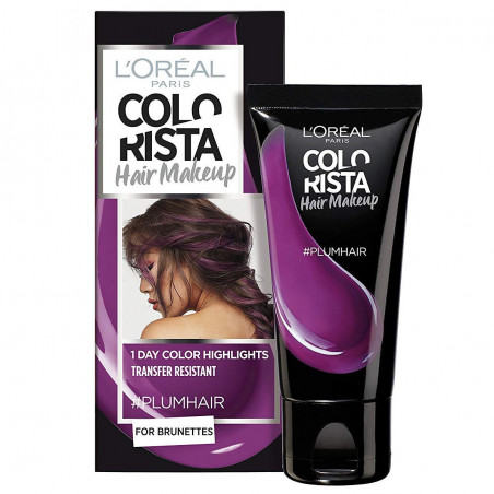L'ORÉAL - Coloration Éphémère COLORISTA HAIR MAKE-UP - PlumHair