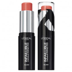 L'OREAL - Blush Stick Sculptant Longue Tenue INFAILLIBLE - 002 Nude In Rose
