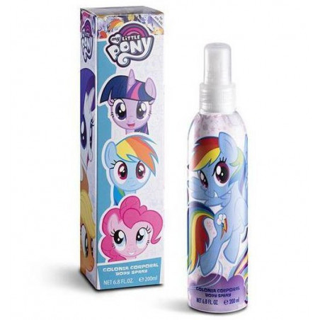MY LITTLE PONY - Eau De Cologne - 200ml