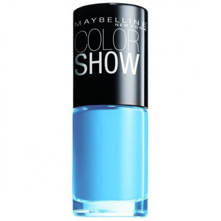 Maybelline New York - Vernis COLORSHOW - 286 Maybe Blue