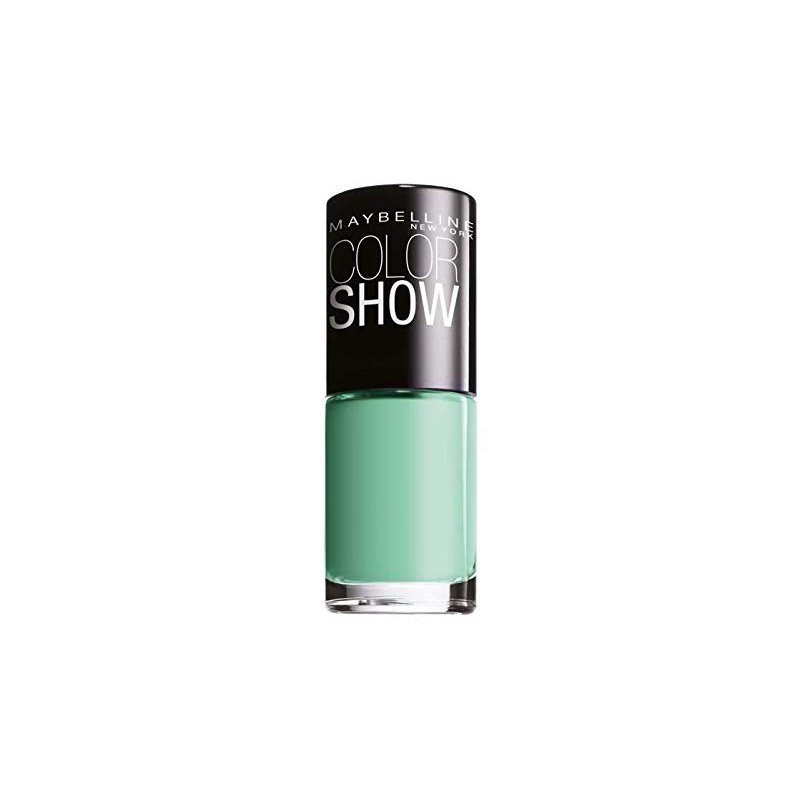 GEMEY MAYBELLINE - Vernis COLORSHOW - 266 Faux Green