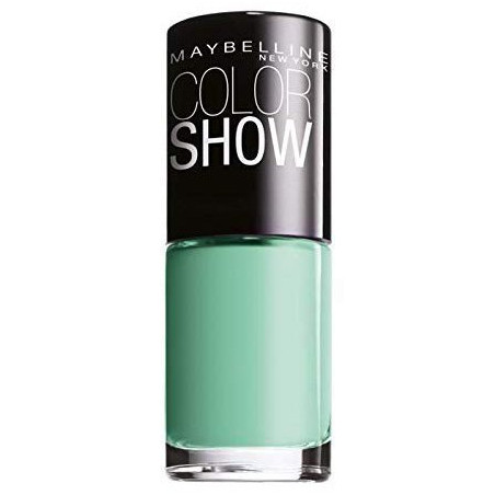 Maybelline New York - Vernis COLORSHOW - 266 Faux Green