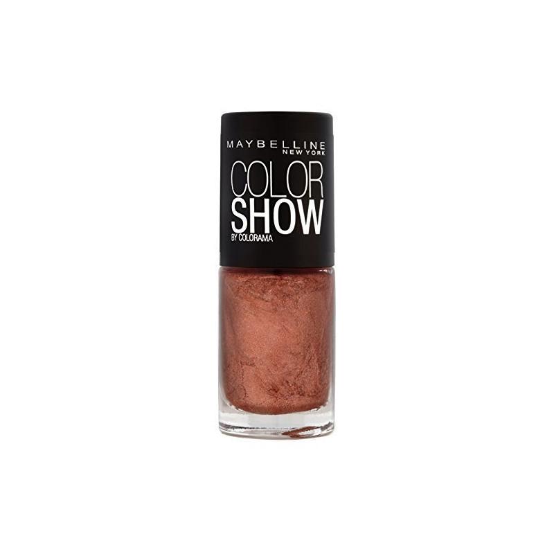GEMEY MAYBELLINE - Vernis COLORSHOW - 465 Brick Shimmer