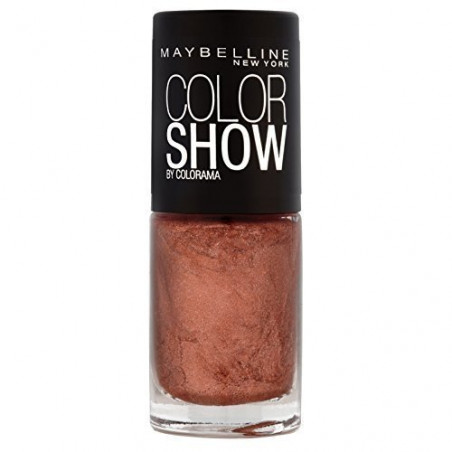 Maybelline New York - Vernis COLORSHOW - 465 Brick Shimmer
