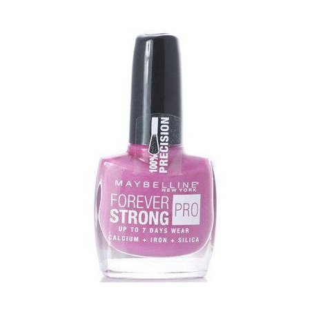 GEMEY MAYBELLINE - Vernis FOREVER STRONG PRO - 165 Busy Blush