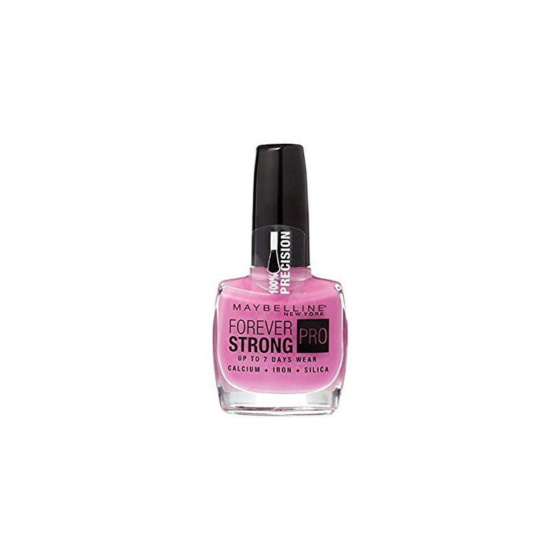 GEMEY MAYBELLINE - Vernis FOREVER STRONG PRO - 170 Flamant Rose