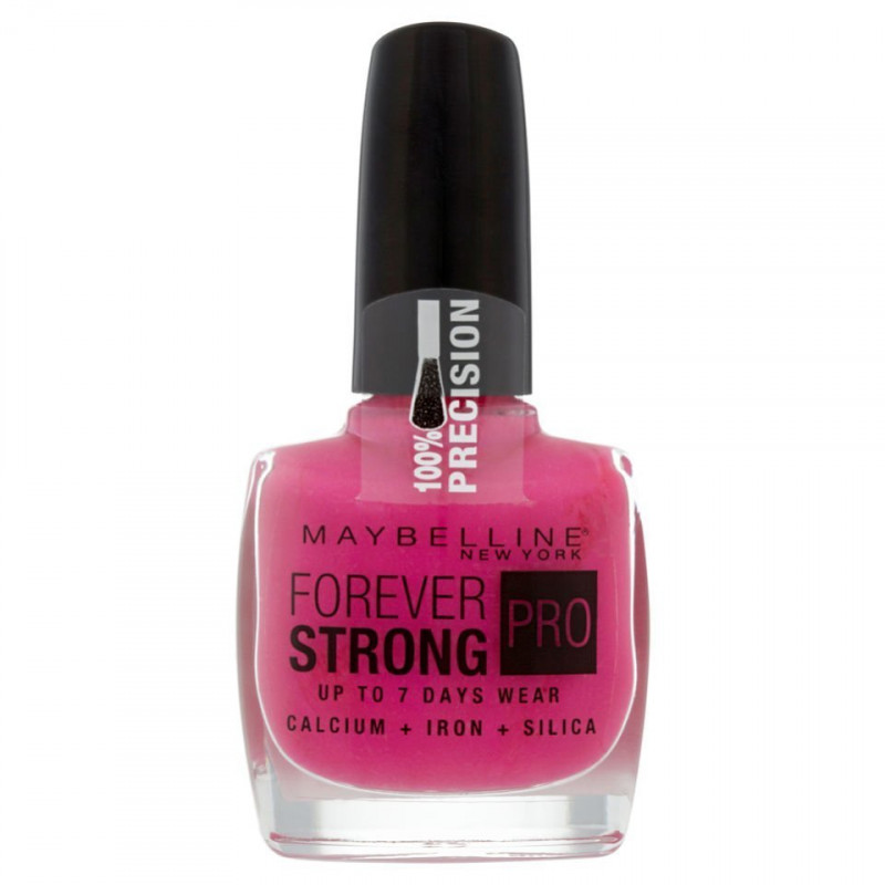 GEMEY MAYBELLINE - Vernis FOREVER STRONG PRO - 155 Bubble Gum