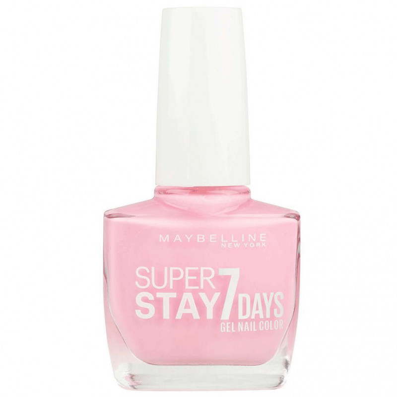 GEMEY MAYBELLINE - Vernis SUPERSTAY - 21 Pink In The Park