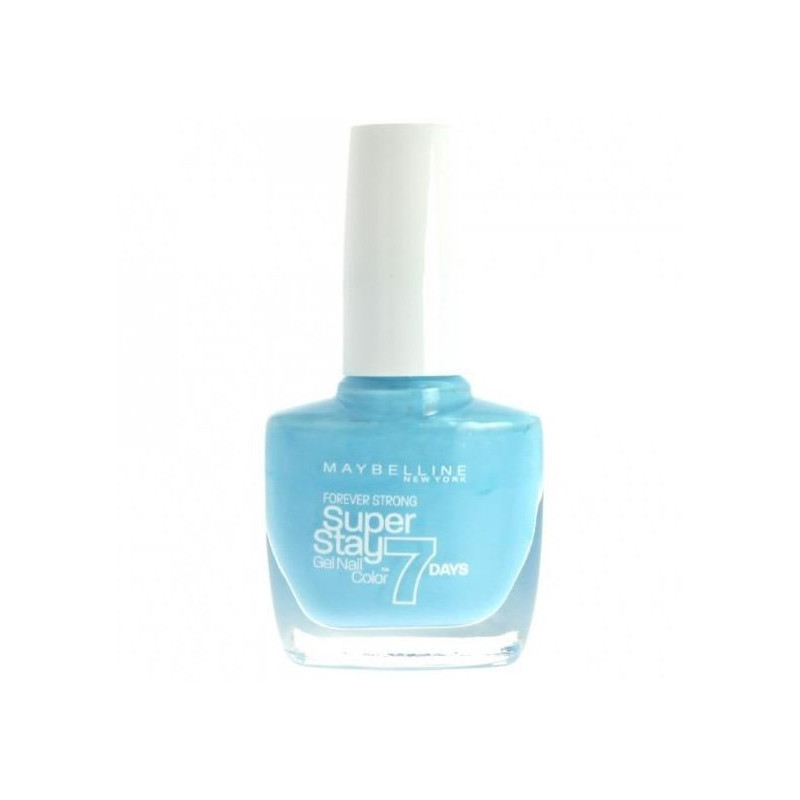 GEMEY MAYBELLINE - Vernis SUPERSTAY - 20 Uptown Blue