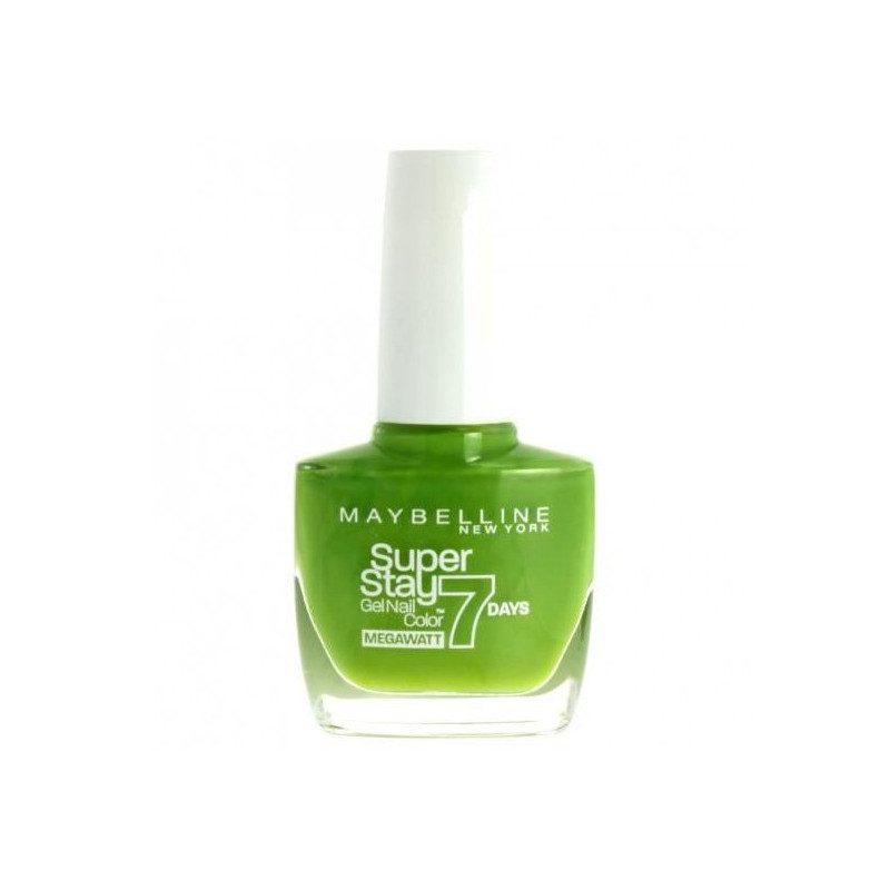 GEMEY MAYBELLINE - Vernis SUPERSTAY - 660 Lime Me Up