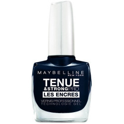 GEMEY MAYBELLINE - Vernis TENUE & STRONG PRO - 870 Seductive Sapphire
