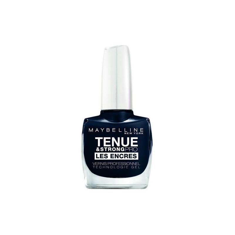 GEMEY MAYBELLINE - Vernis TENUE & STRONG PRO - 870 Seductive Sapphire