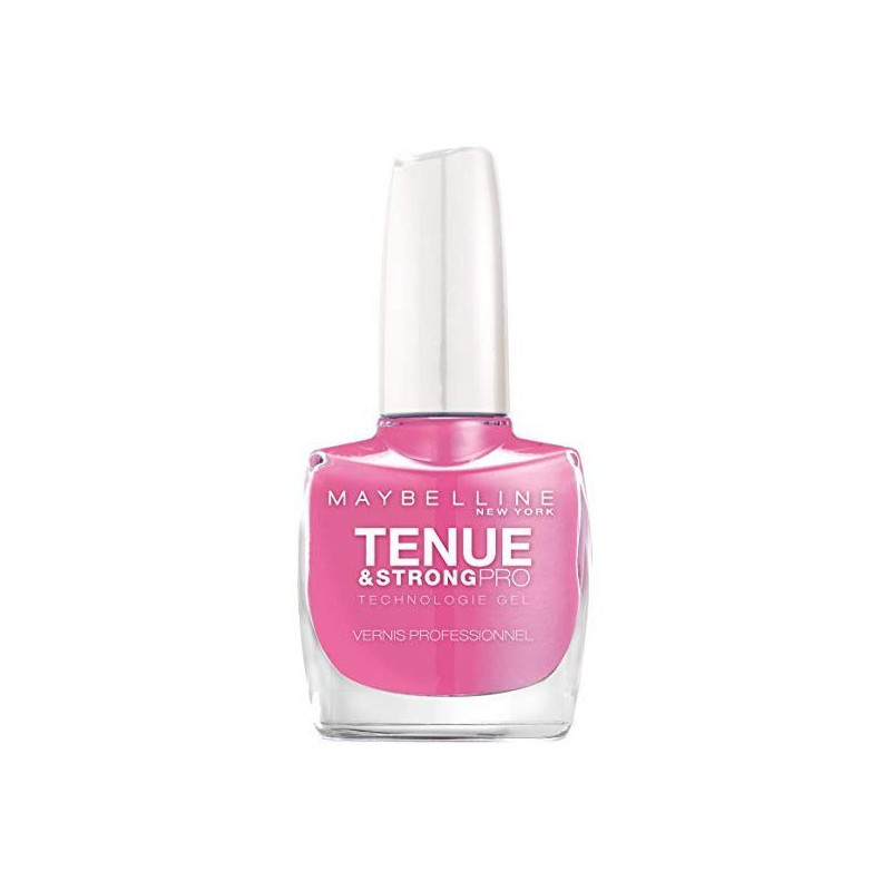 GEMEY MAYBELLINE - Vernis TENUE & STRONG PRO - 165 Busy Blush