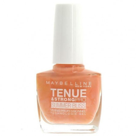 GEMEY MAYBELLINE - Vernis TENUE & STRONG PRO - 873 Sun Kissed