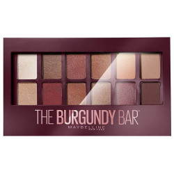 GEMEY MAYBELLINE - Palette THE BURGUNDY BAR
