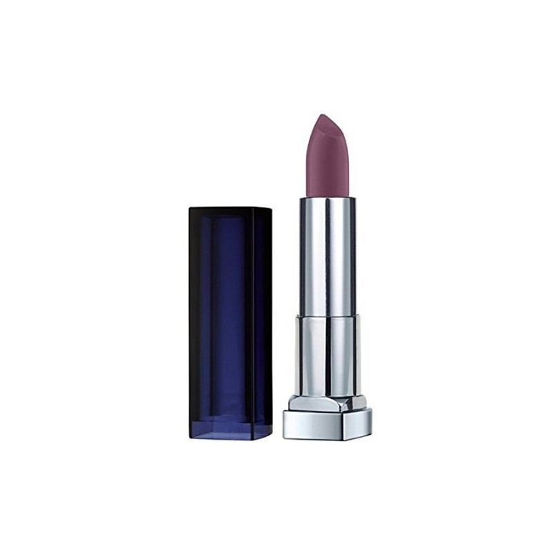GEMEY MAYBELLINE - Rouge à lèvres MAT INTENSE COLOR SENSATIONAL - 887 Blackest Berry