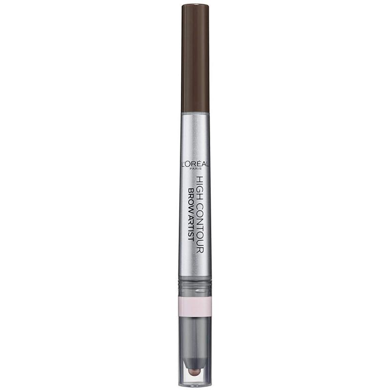 L'ORÉAL - Crayon à Sourcils BROW ARTIST HIGH CONTOUR - 105 Brunette