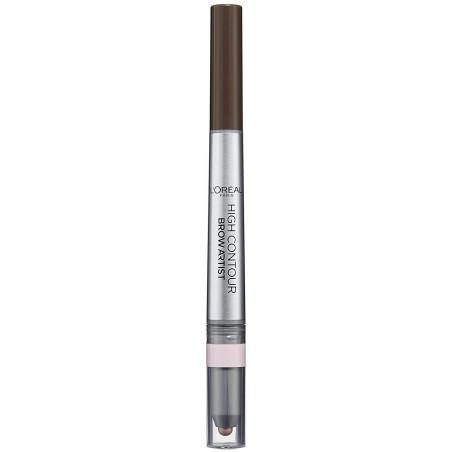 L'Oréal Paris - Crayon à Sourcils BROW ARTIST HIGH CONTOUR - 105 Brunette