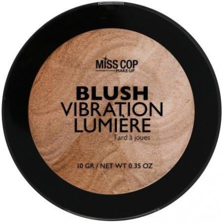 MISS COP - Blush VIBRATION LUMIÈRE - 03 Caramel