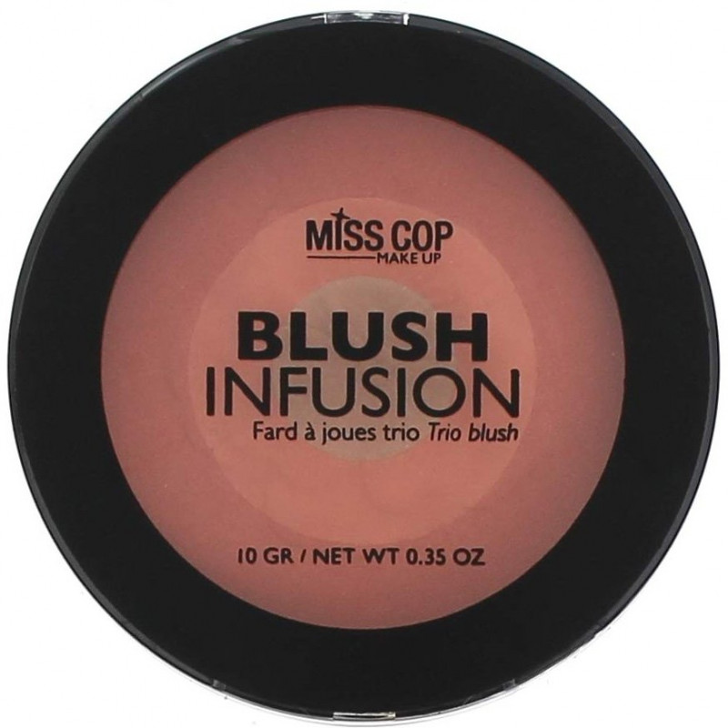 MISS COP - Blush INFUSION - 02 Feu