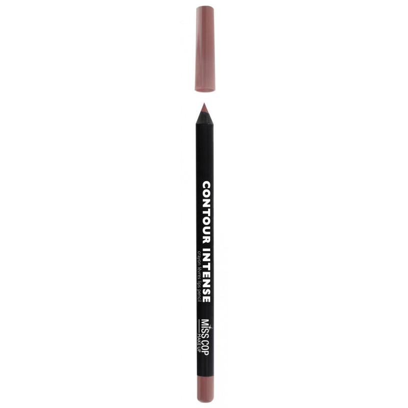 MIS COP - Crayon à Lèvres CONTOUR INTENSE - 05 Soft Pink