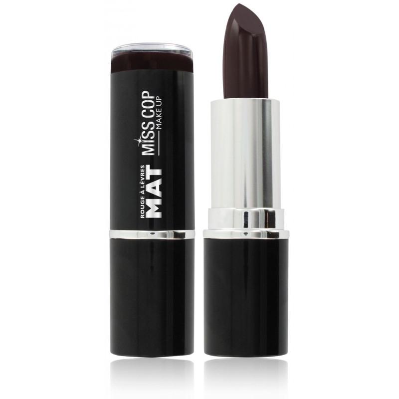 MISS COP - Rouge à Lèvres Mat - 06 Purple