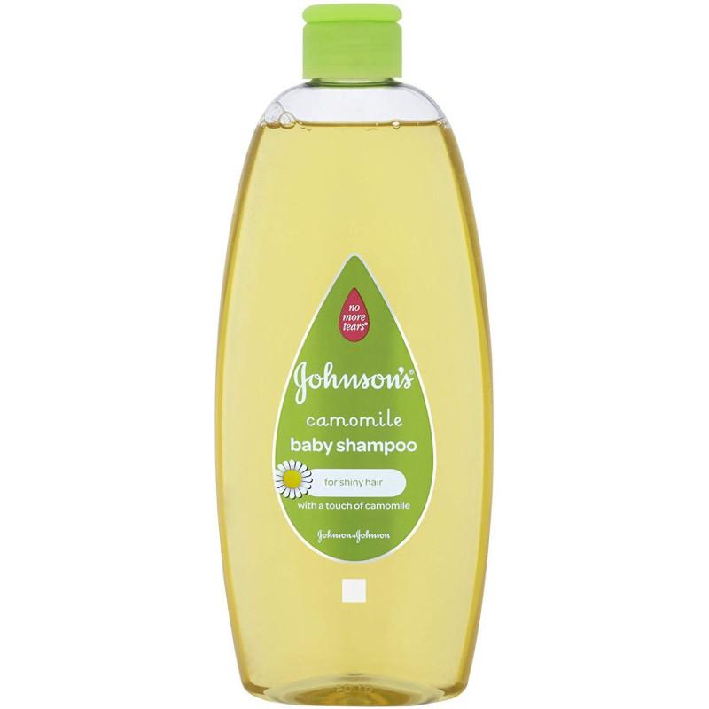 JOHNSON'S BABY - Shampoing pour enfant - A la Camomille