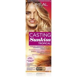 L'ORÉAL - Spray Éclaircissant Progressif CASTING SUNKISS TROPICAL - Pour cheveux naturels ou méchés