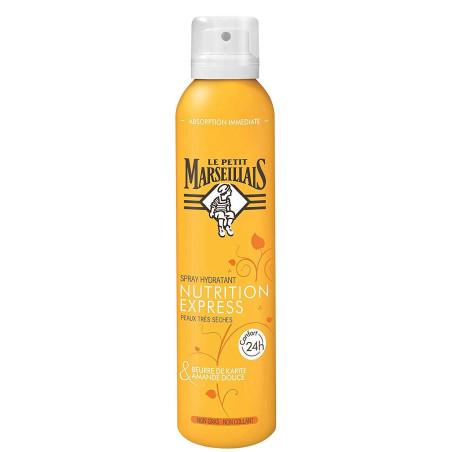 LE PETIT MARSEILLAIS - Spray Hydratant NUTRITION EXPRESS - Karité & Amande Douce