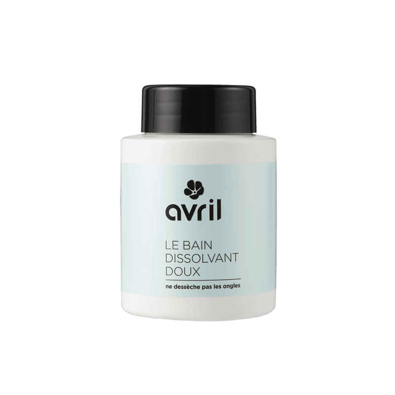 AVRIL - Bain Dissolvant Doux 75 ml