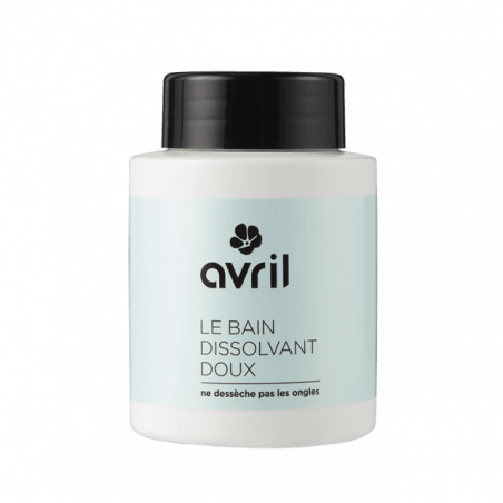AVRIL - Bain Dissolvant Doux 75 ml