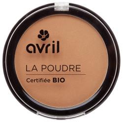 AVRIL - Poudre Bronzante Certifiée Bio - Ambrée