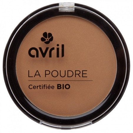 Avril - Poudre Bronzante Certifiée Bio - Camel