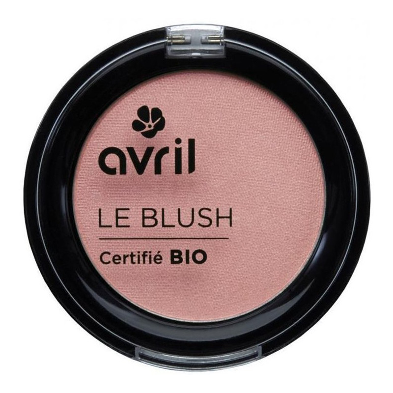 AVRIL - Blush Certifié bio - Rose Nacré