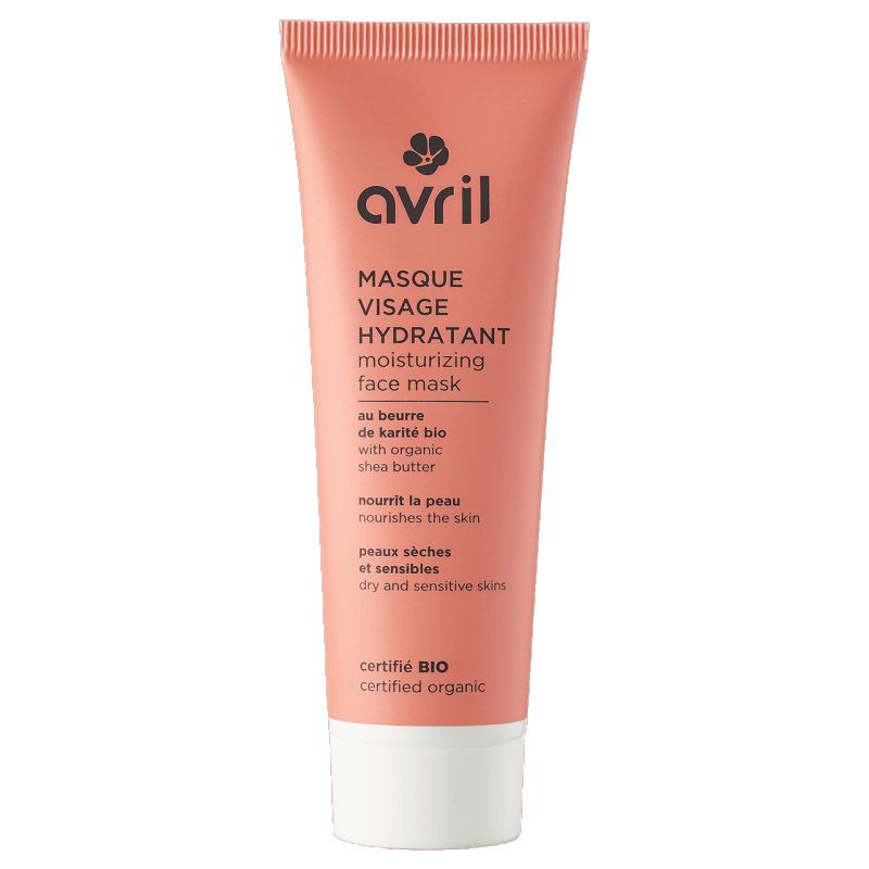 AVRIL - Masque Visage Hydratant Certifié Bio - 50ml