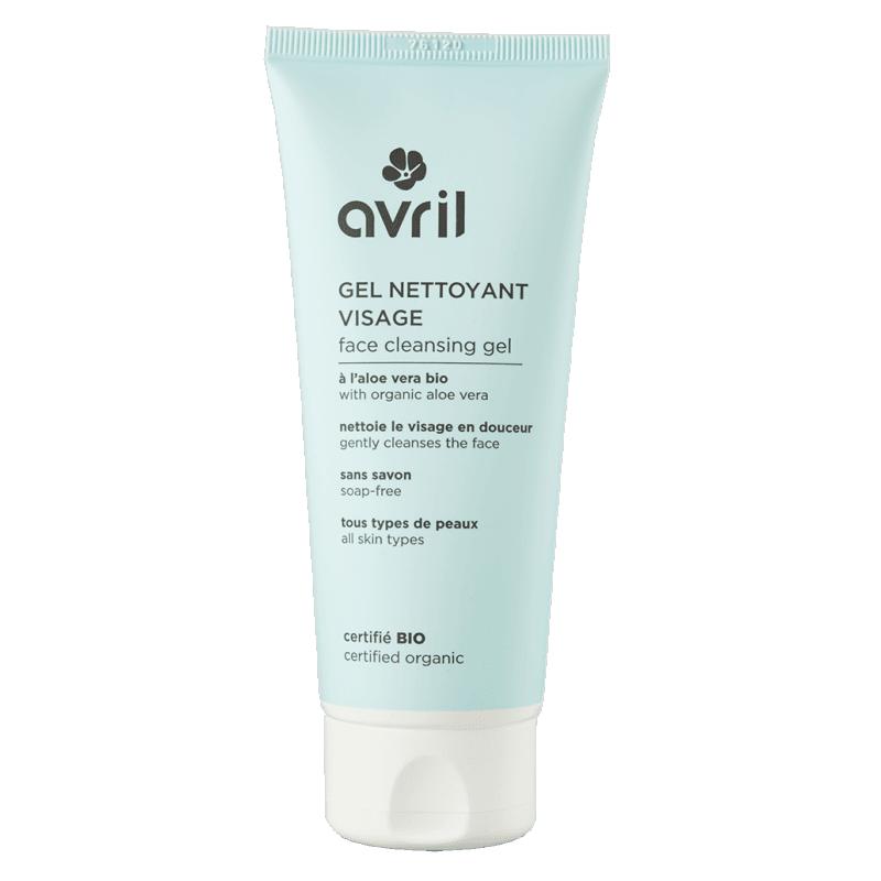AVRIL - Gel Nettoyant Visage Certifié Bio - 100ml