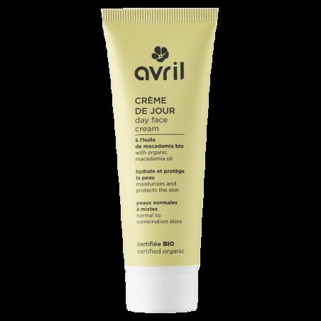 AVRIL - Crème De Jour 50ml - Peaux Normales & Mixtes