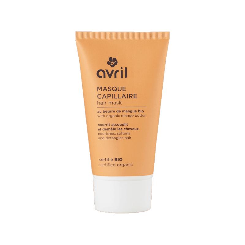 AVRIL - Masque Capillaire 150 ml - Certifié Bio