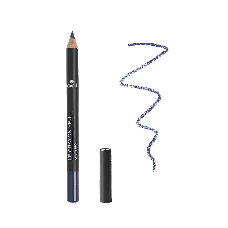 AVRIL - Crayon yeux Certifié Bio - Bleu Nuit