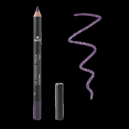 AVRIL - Crayon Yeux Certifié Bio - Figue
