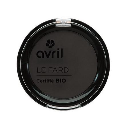 AVRIL - Fard à Sourcils Certifié Bio - Ultra Brun