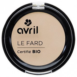 AVRIL - Fard à Paupières Certifié Bio - Beige Mat