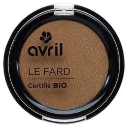 Avril - Fard à Paupières Certifié Bio - Noisette Irisé